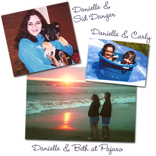 Pictures of Danielle 1