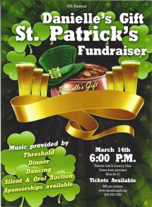 St. Patrick's Flier